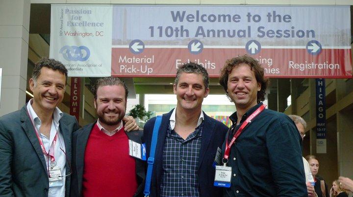 Reunión Americana de Ortodoncia en Washington
