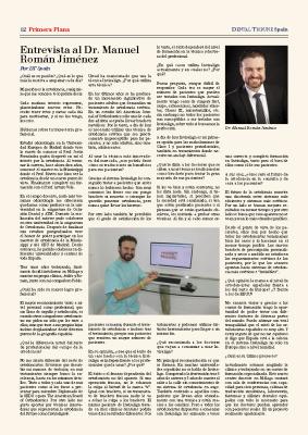 Entrevista al Dr. Roman - Dental Tribune
