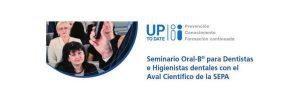 Seminario Oral B para Dentistas e Higienistas