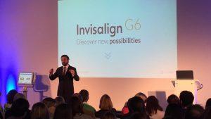 Dr. Román presenta Invisalign G6 en Barcelona