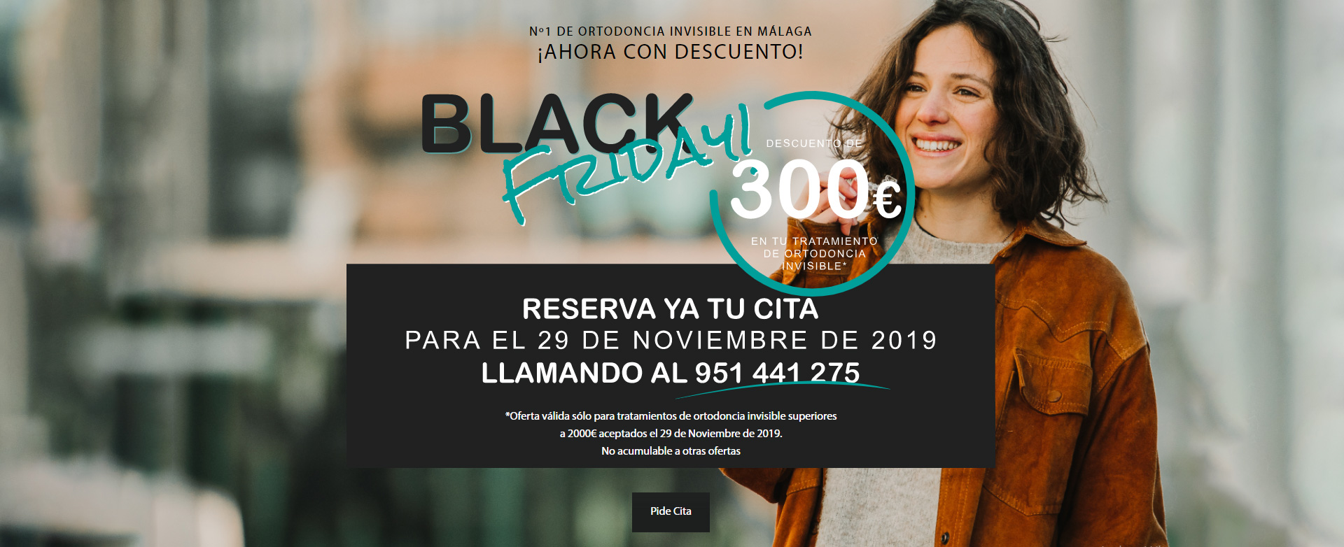 Ortodoncia Black Friday