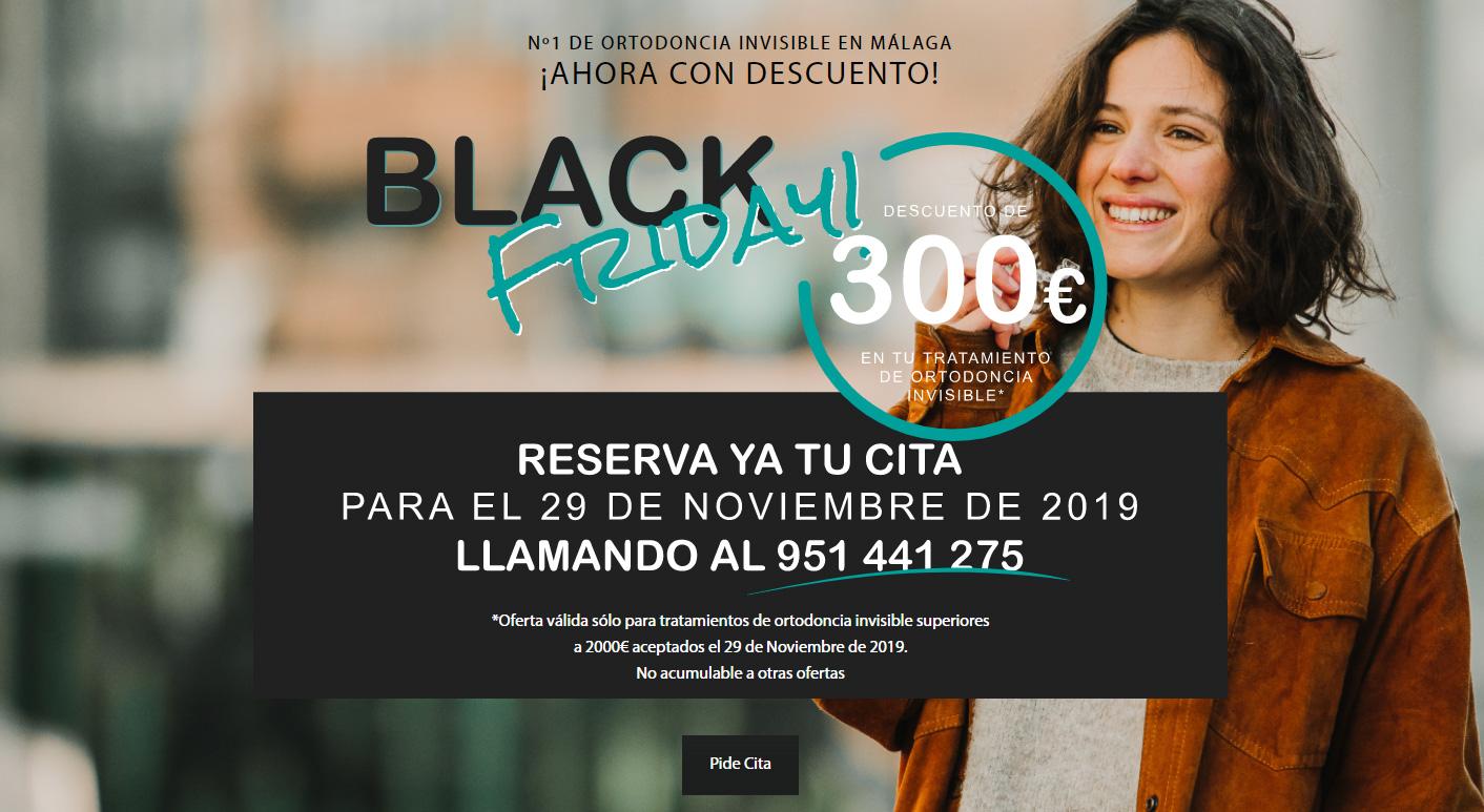 Black Friday Ortodoncia